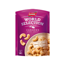 World Selection Cashews